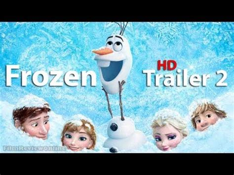 watch film frozen 2 frozen trailer 2 youtube