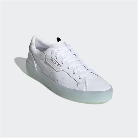adidas sleek shoes white adidas