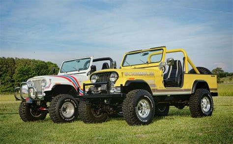 Southern Jeep Our 73 Jeep And 81 Scrambler Southern Cj Jeep