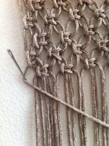 nudos de macrame paso a paso aprende todo lo necesario sobre los nudos basicos de