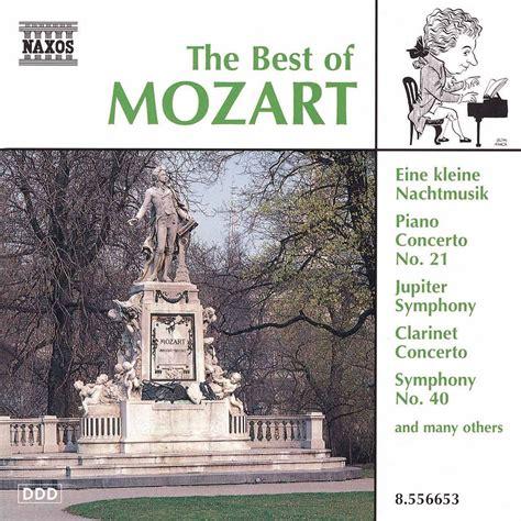 mozart best mozart the best of cd opus3a