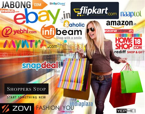 top shopping ecommerce websites in india 187 think