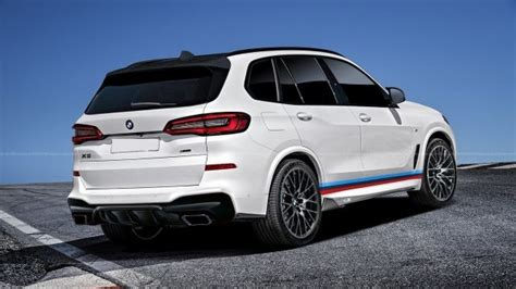 bmw  redesign specs  package suv project