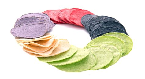 colored tortilla chips colored corn tortilla products pomo food industries s a r l