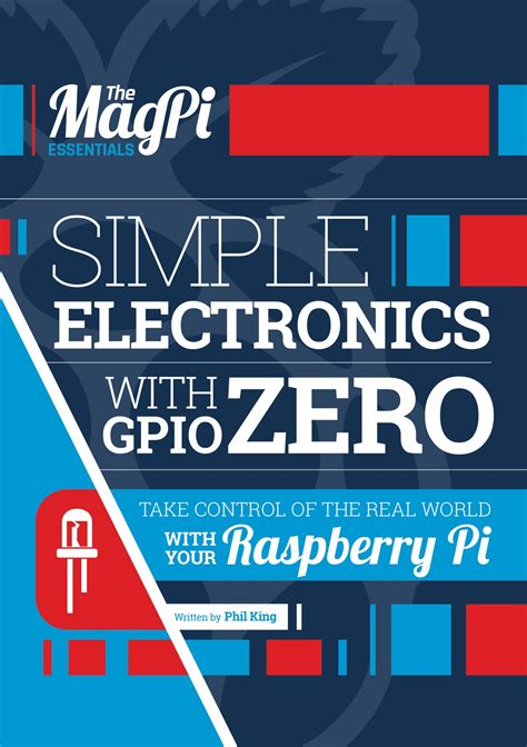 simple electronics with gpio zero book ben nuttall
