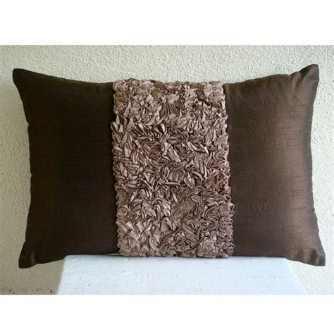 Decorative Lumbar Pillows by Decorative Oblong Lumbar Throw Pillow Cover Accent Pillow