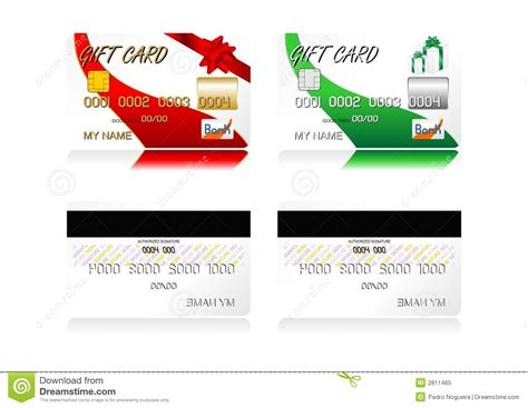 Free Gifts With Credit Cards - gift credit cards royalty free stock photo image 2811465