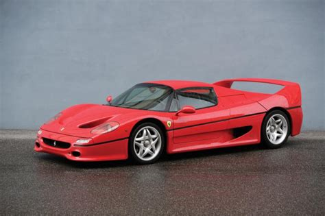 How Much Is A Ferrari F50 by 1995 Ferrari F50 Values Hagerty Valuation Tool 174