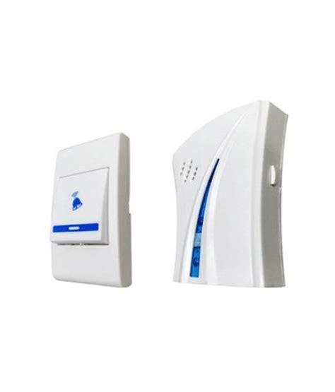 Bel Wireless Flazz 2 Tombol buy baoji wireless doorbell at low price in india snapdeal