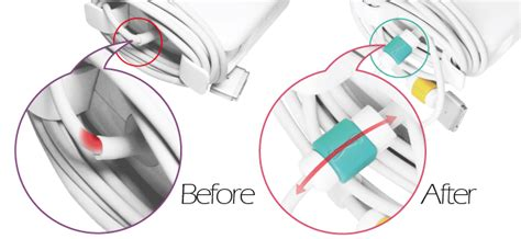 Terlaris Lightning And Magsafe Saver Usb Cable Protector 4 lightning magsafe saver protects your cables indiegogo