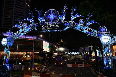 christmas light up 2016 hitachi singapore