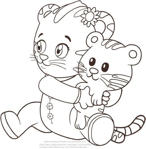 daniel tiger coloring pages get this daniel tiger coloring pages printable 15a31