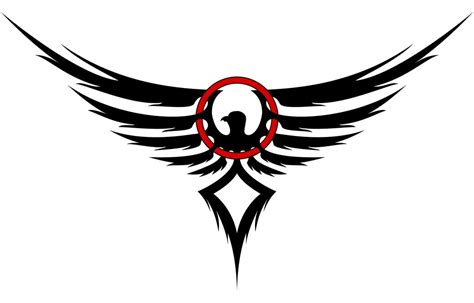 tribal eagle 2 by debaser2020 on deviantart