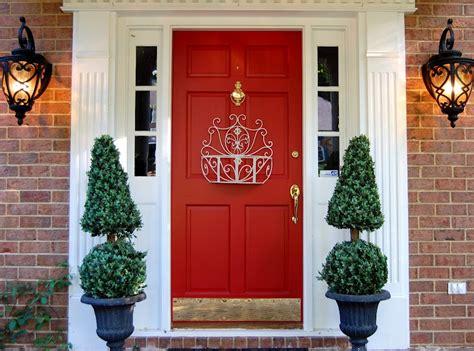 I Need A New Front Door Front Door Decoration To Welcome Guests