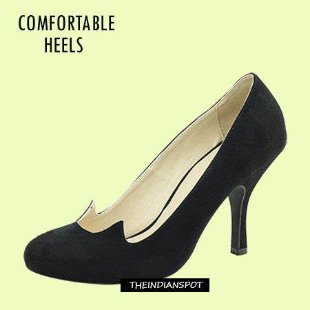 How To Be Comfortable In Heels Theindianspot Com