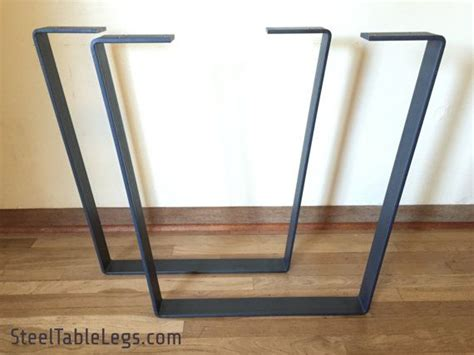 Flat Bar Table Legs 25 Best Ideas About Metal Dining Table On Pinterest Metal Dining Chairs Subway Sur And