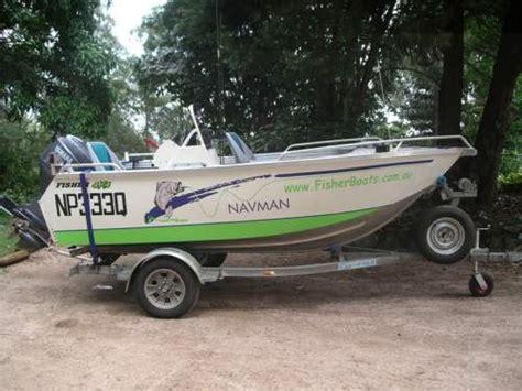 fisher aluminum boats 2003 fisher speed petrol boat mono hull aluminium boats
