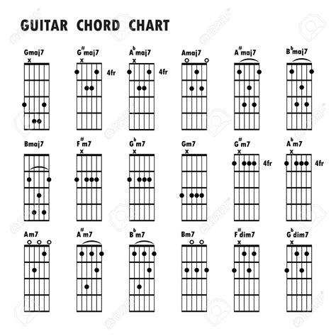 imagenes notas musicales para guitarra conjunto de notas musicales fondo musical abstracto