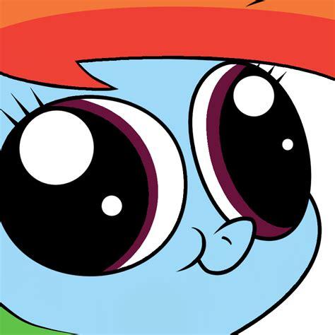 Rainbow Face Meme - rainbow dash s face my little pony friendship is magic