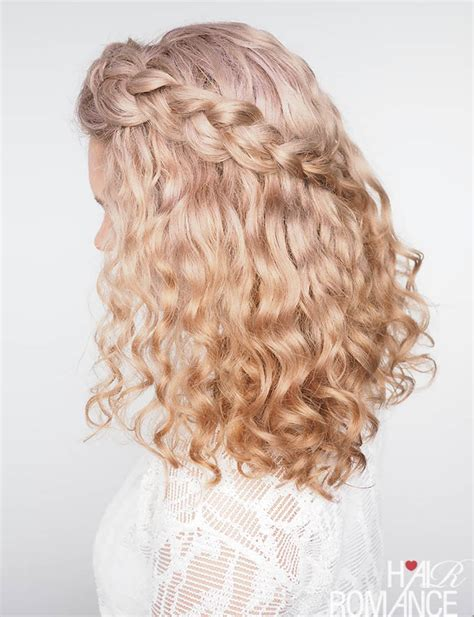 Braid Hairstyles For With Curly Hair by Tips For Braiding Curly Hair Plus A Tutorial