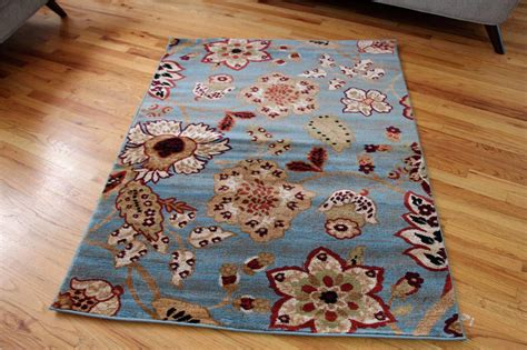 blue area rugs 5x7 blue area rugs floral rugs burgundy carpet modern rug 5x7 8x10 new