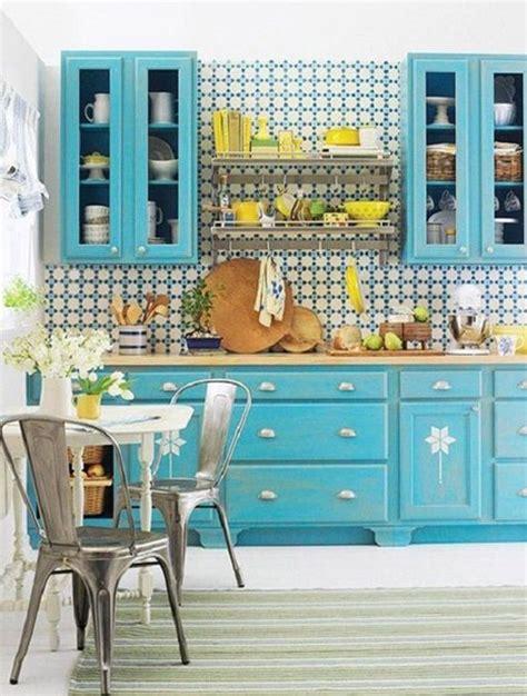Turquise Living Room - cuisine bleu 25 id 233 es d 233 co cuisine bleue