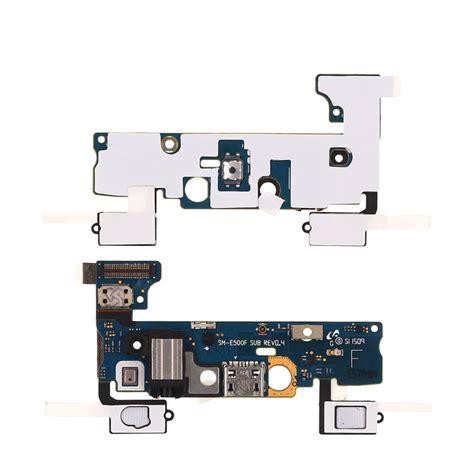 Simlock Samsung E500f E700f Original flex de carga para samsung e500f gtil