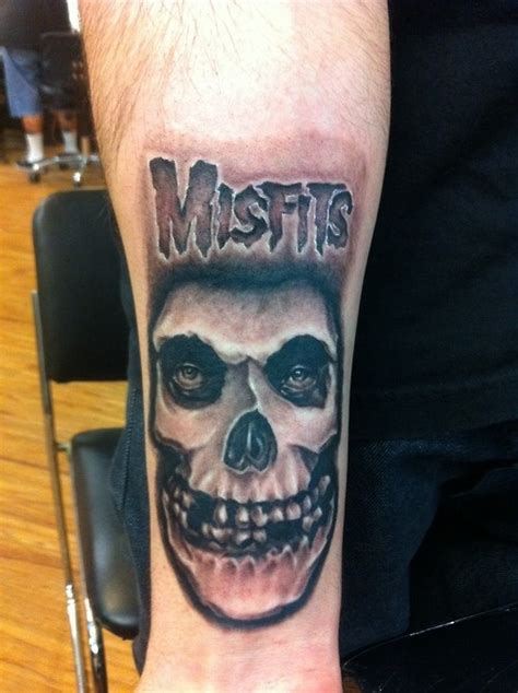 misfits tattoo 17 best ideas about misfits on misfits