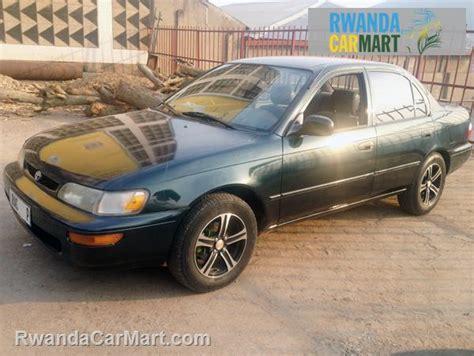 how to sell used cars 1996 toyota corolla transmission control used toyota mid sized sedan 1996 1996 toyota corolla rwanda carmart