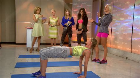 Klg And Hoda Giveaway - work it out klg hoda crown next fitness star today com