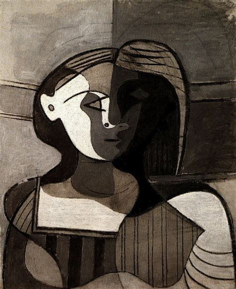 by pablo picasso marie therese walter pablo picasso maiden bust marie therese walter 1927