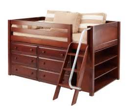 Loft Beds With Desk And Dresser Furniture Gt Bedroom Furniture Gt Dresser Gt Loft Bed Desk