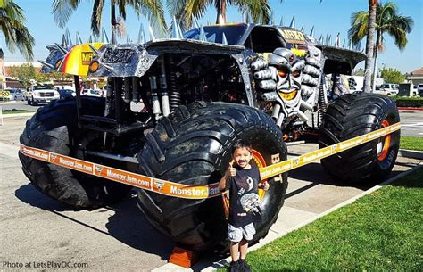 anaheim monster truck show monster jam 2018 debuting 7 new trucks in anaheim