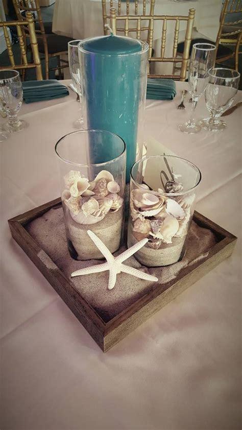beach themed table ls simple but cute beach themed centerpiece cylinder vases