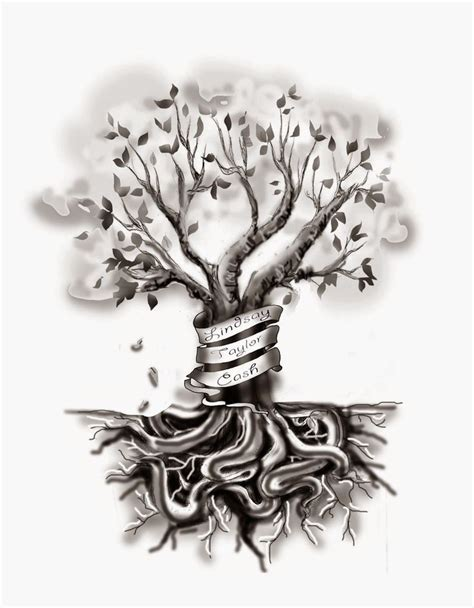 unique tree tattoo designs 1000 ideas about family tree tattoos on