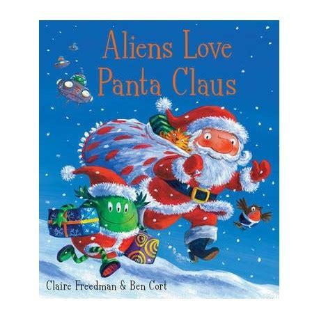 aliens love panta claus english wooks