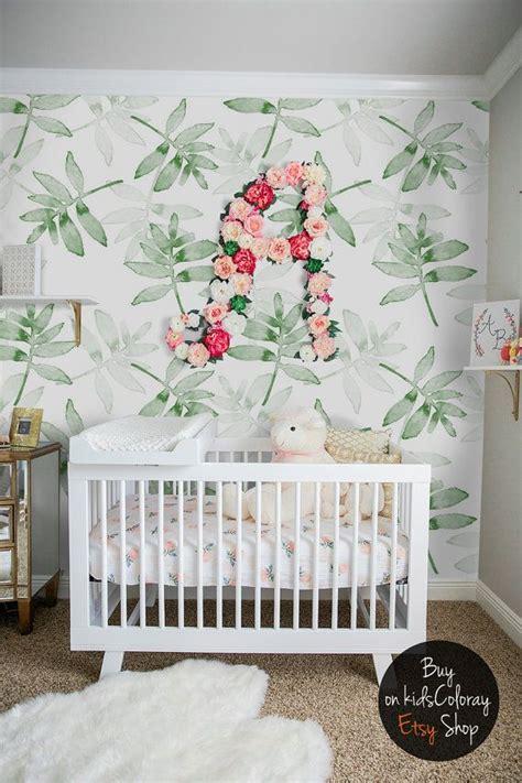 Baby Room Wallpaper Designs - wallpaper nursery ideas gallery