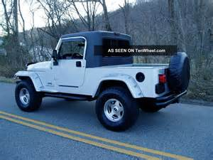 2006 jeep wrangler unlimited 4 0l lots of custom touches