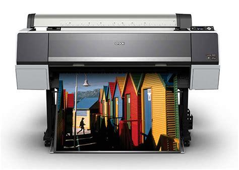 Printer Epson P6000 epson s new large format printers blacker than black
