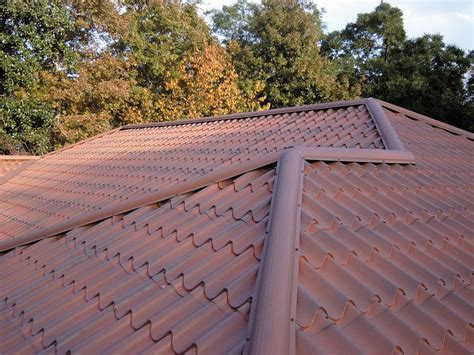 Metal Tile Roof Metal Roofing Photos Classic Metal Roofing Systems
