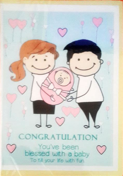 Baby Photo Cards Kartu Foto Bayi Kartu Selfie Bayi jual kartu ucapan tema kelahiran bayi t web store