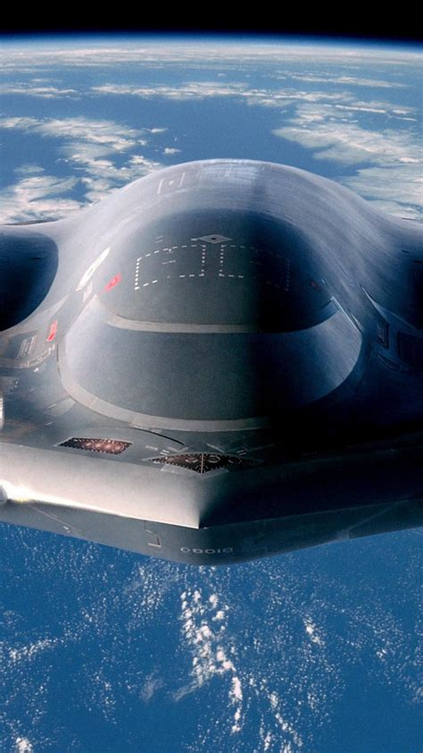 aircraft bomber earth stealth   spirit wallpaper