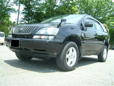 toyota harrier sale toyota harrier 2000 used for sale
