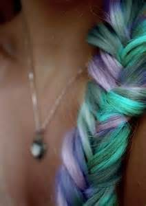 mermaid colored hair mermaid hair color color color