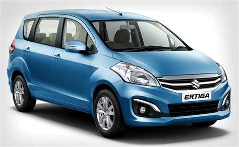 Price Of Maruti Suzuki Ertiga Facelifted Maruti Suzuki Ertiga Launched Priced At Rs 5