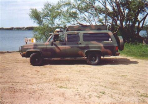chevy and gmc suburban starcraft conversions