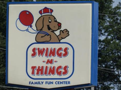 swings and things ohio entrance sign picture of swings n things olmsted falls