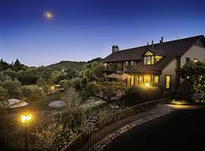 hotel review wine country inn cottages travelage west