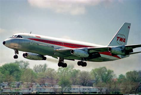 convair 880 22 1 trans world airlines twa aviation photo 0155330 880 passenger