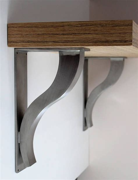 Modern Corbels For Granite Countertops by Stainless Steel Countertop Support Brackets Architectural